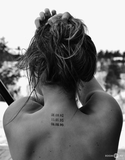 Такие татуировки безусловно